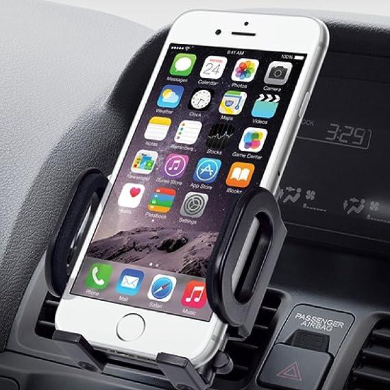 quality design 45c16 c43df Amazon.com: Jarv Premium Flexible Air Vent Car Holder for Apple ...