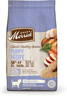 product image for Merrick Puppy Dry Dog Food with Real Meat