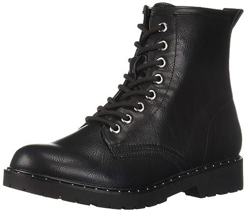 84cea8b9d0725 Amazon.com | Esprit Women's Beauty Combat Boot | Shoes