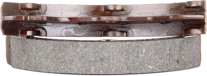 Pro Braking PBF6754-SIL-BLA Front Braided Brake Line Silver Hose /& Stainless Black Banjos