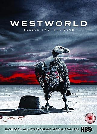 Westworld Season 2 Dvd 2018 Amazoncouk Dvd Blu Ray