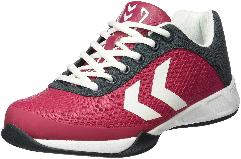 TALLA 37 EU. hummel Root Play Adult, Zapatillas Deportivas para Interior para Mujer