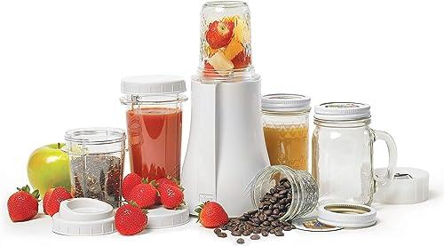 Tribest-PB-350-Mason-Jar-Personal-Portable-Blender-White