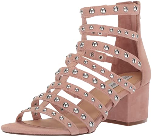 ee3b85ece645 Steve Madden Women s Mania Heeled Sandal  Amazon.co.uk  Shoes   Bags