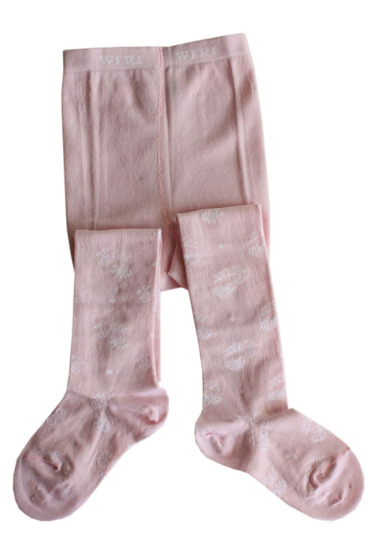 Weri Spezials Collants pour Enfants. Couleur: Rose