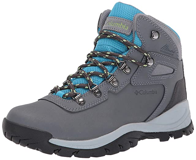 Columbia Women's Newton Ridge Plus Hiking Boot, Breathable, High-Traction Grip