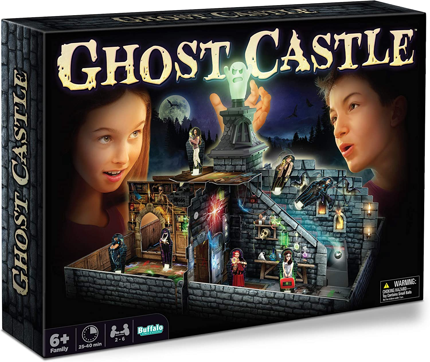 Buffalo Games - Escape from Ghost Castle