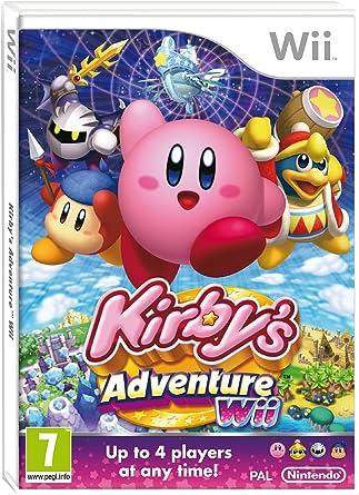 Nintendo Kirbys Adventure, Wii - Juego (Wii): Amazon.es: Videojuegos