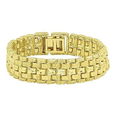 cbd930c71e4c 10 piezas de lo último en joyería en oro para hombres