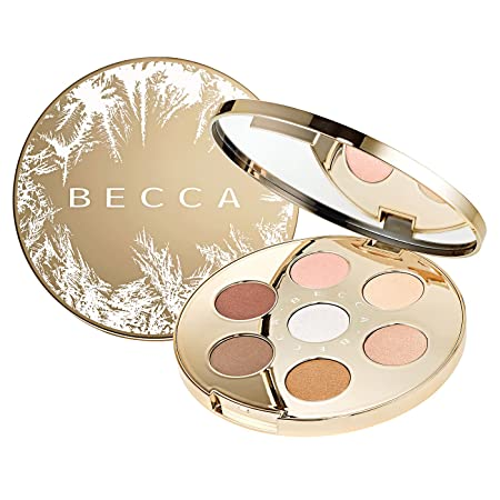 Becca Apres Ski Glow Collection Eye Lights Palette – 7 x 0.05 oz