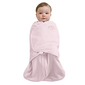 63a689d839 Amazon.com  Halo Micro Fleece Sleepsack Swaddle Wearable Blanket ...