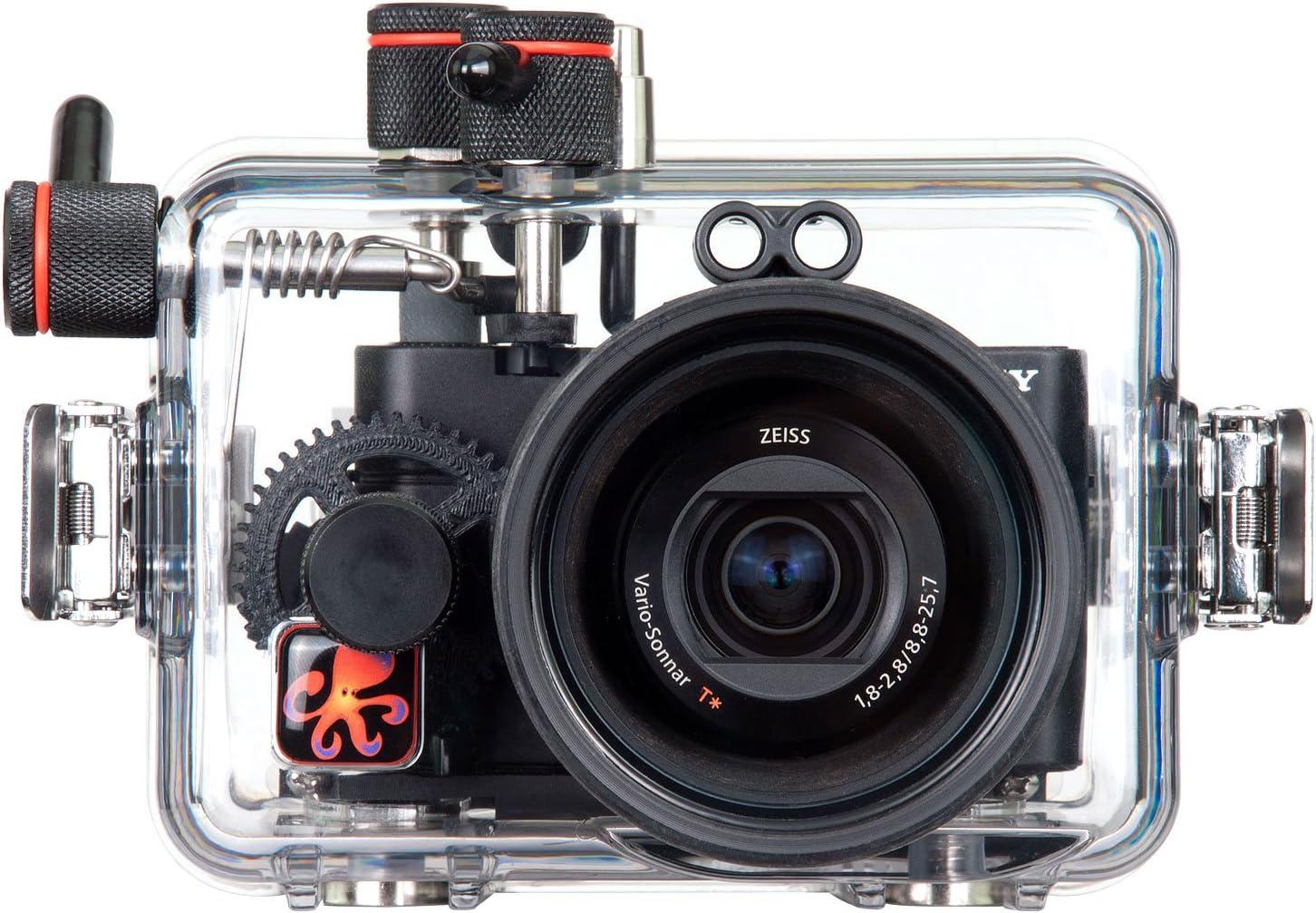 Ikelite 6116.12 Carcasa submarina para cámara: Amazon.es: Electrónica