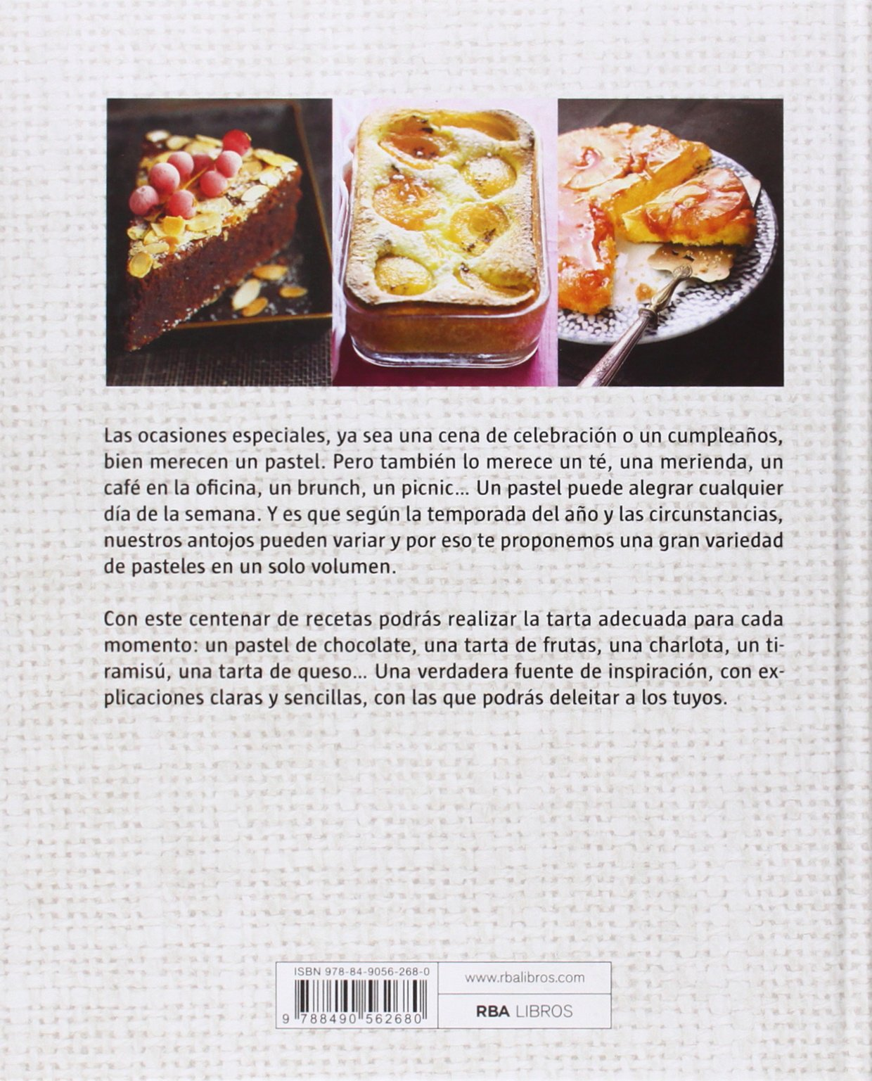 Tartas y bizcochos caseros: CATHERINE MADANI: 9788490562680: Amazon.com: Books