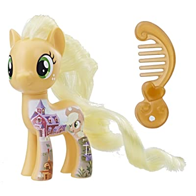 My Little Pony The Movie All About Applejack Doll: Toys & Games