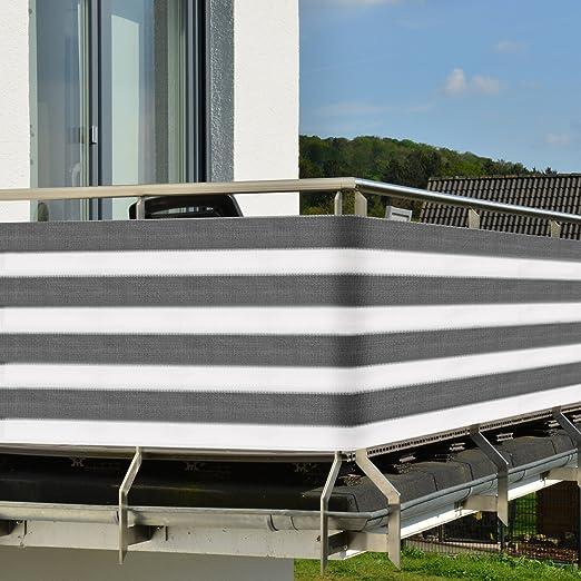 17 opinioni per Frangivista paravento per balconi 300x90 cm- frangivento protezione da raggi UV-