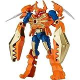 Power Rangers - Mixx N Morph Samurai Gold Ranger and ClawZord Action Figure Pack