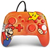 Powera 1518381-01 Controle P/ Nsw Wired Controller Mario Vintage - Nintendo Switch