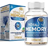 AZOTH Total Memory Supplement for Brain - Extra Strength Memory Pills to Boost Recall, Cognition, Focus, Mental Clarity - Imp