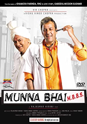 The Munnabhai MBBS Full Movie Download