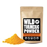 Raw Turmeric Powder, Made From Naturally Grown Turmeric Root, Contains Curcumin,...