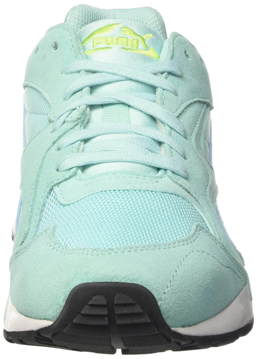 Puma Unisex-Erwachsene Prevail Yellow-puma Niedrig-Top Blau (Aruba Blau-safety Yellow-puma Prevail Weiß 05) d8942c