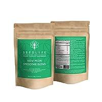New Mom Smoothie Blend, Postpartum Breastfeeding Supplement with Collagen, Fenugreek...