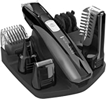 Remington PG525 Head to Toe Lithium Powered Body Groomer Kit, Trimmer