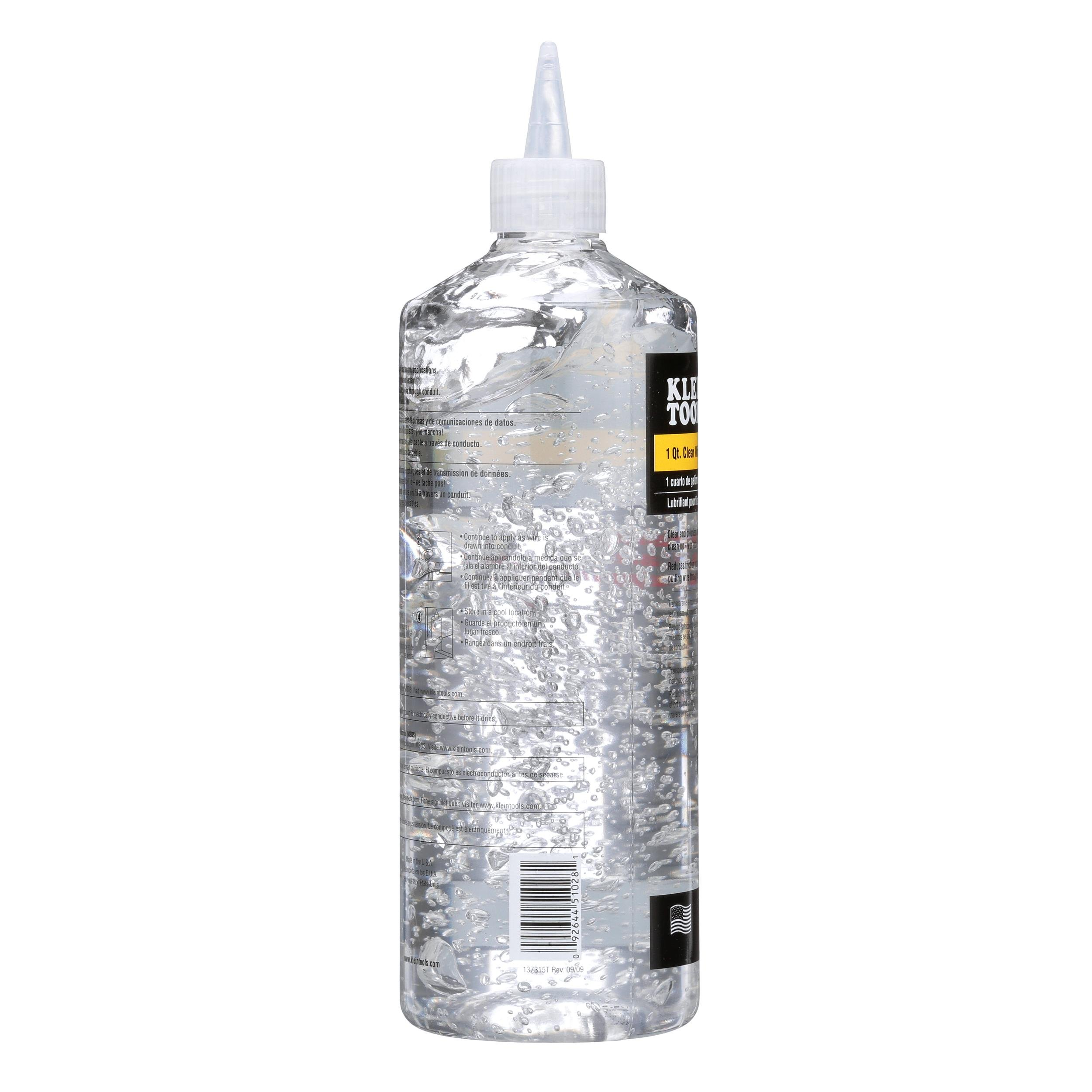 Premium Synthetic Clear Lubricant 1-Quart Klein Tools 51028