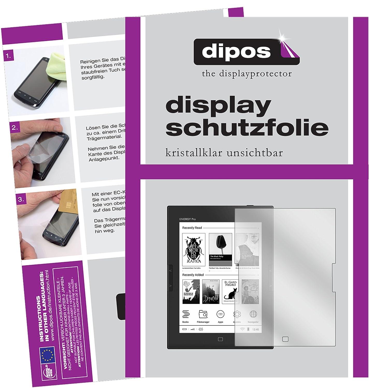 dipos I 2X Protector de Pantalla Compatible con Energy Sistem ...