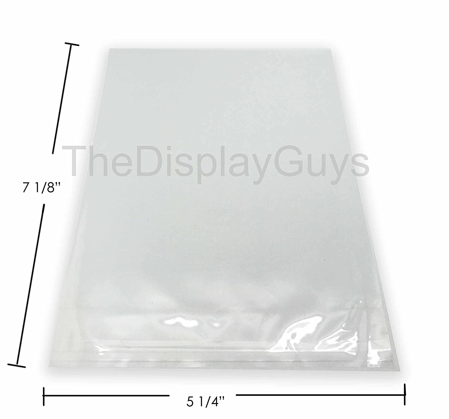 The Display Guys~ 100pcs 11 1//2 x 14 1//4 inch Clear Plastic Bags for 11x14 Photo Picture Framing Mats Mattes