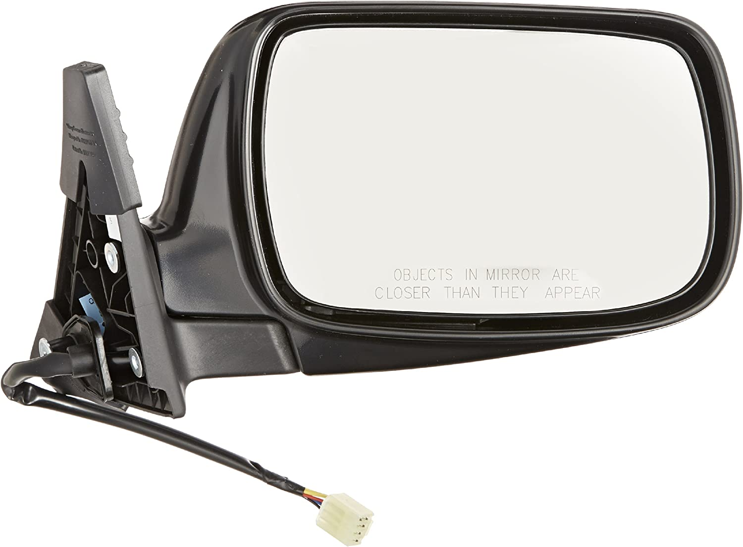 Partslink Number SU1321111 OE Replacement Subaru Forester Passenger Side Mirror Outside Rear View