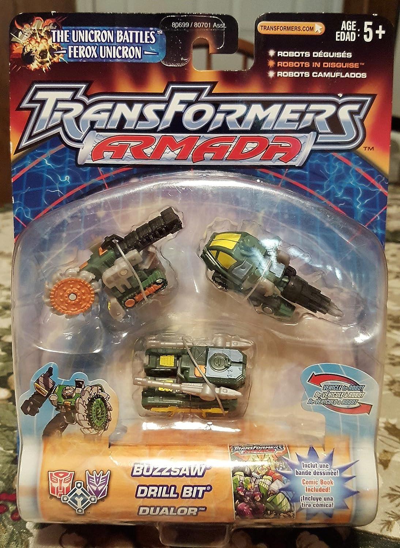 Amazon.com: Transfirners Armada Buzzsaw, Drill Bit, Dualor ...