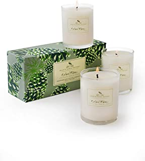 product image for Soap and Paper Factory Roland Pine Votive Trio