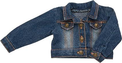 "Handmade Doll Clothes Coat fit 18/"" American Girl Dolls Maplelea"