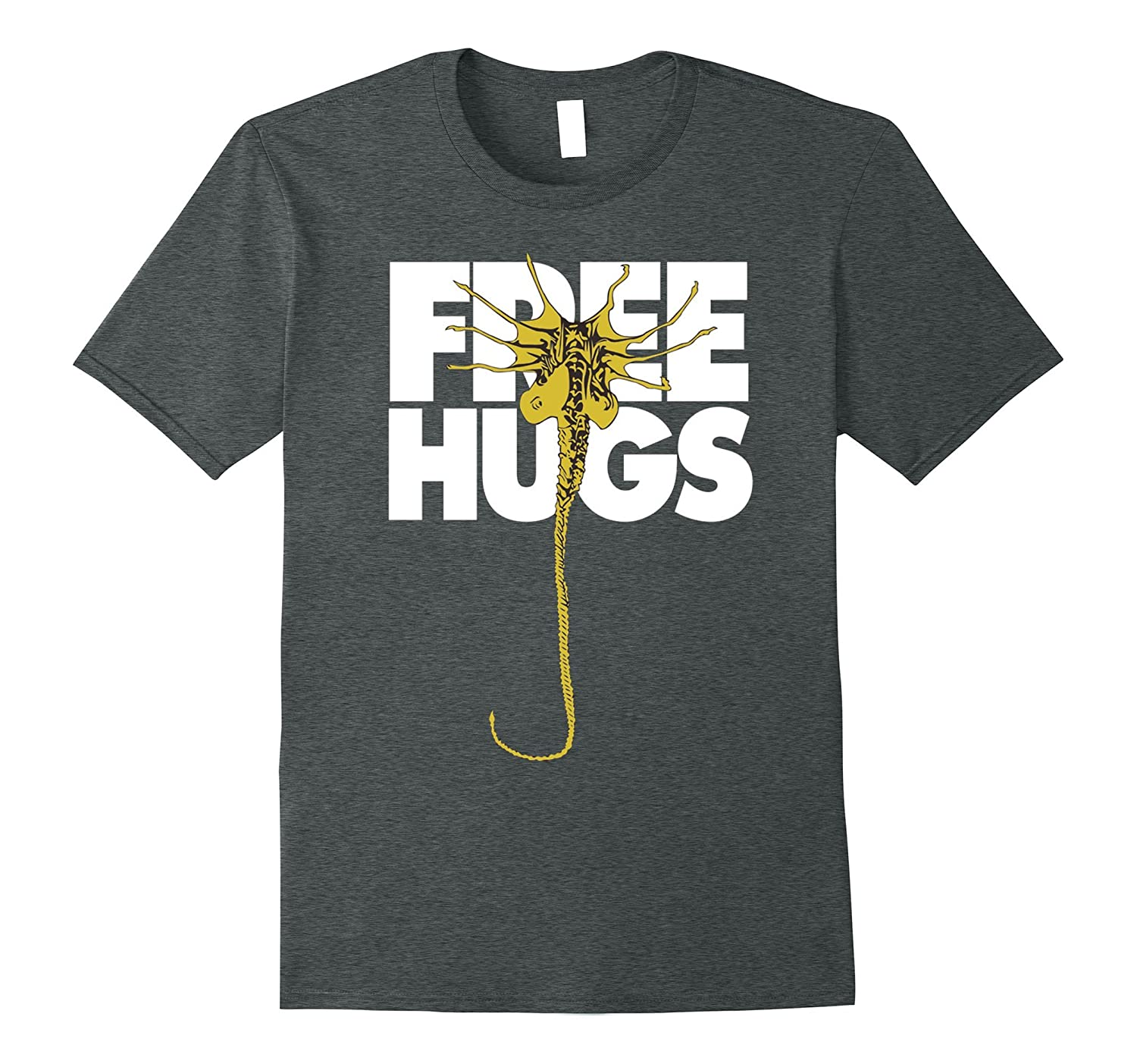 Free Hugs Horror Shirt-Vaci