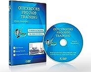 QuickBooks® Pro 2020 Training Tutorials: QuickBooks Training DVD for QuickBooks 2020 (Pro Edition)