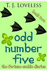 Odd Number Five (The Fortune Cookie Diaries Book 2) Kindle Edition