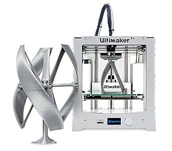 Ultimaker 2+ impresora 3d Fabricación de Filamento Fusionado ...