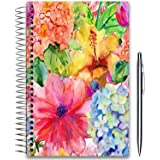 Daily Planner 2019-5x8 A5 Size - by Tools4Wisdom