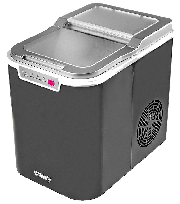 Eiswürfelmaschine Ice Cube Maker Eismaschine | Eiswürfelbereiter | Ice Maker ✔ 12 Kg EISWÜRFEL ✔ EISWÜRFEL IN NUR 10 MINUTEN ✔ 2, 2 L Camry