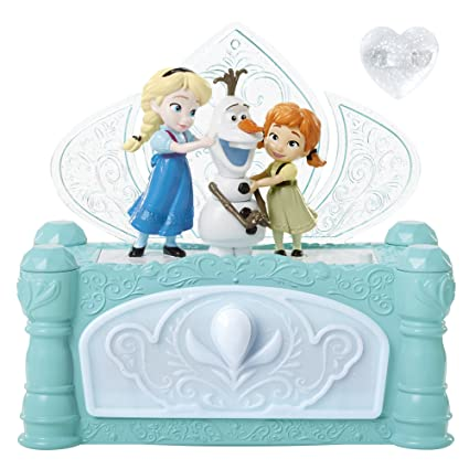 Amazoncom Frozen Disney Do You Want to Build a Snowman Jewelry Box