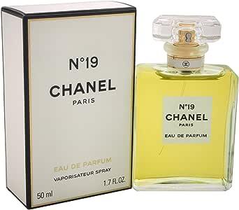 Chanel No.19 Eau de Parfum Spray for Women, 50ml