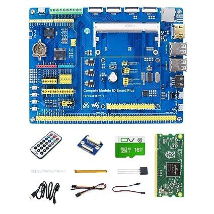 Prime Amazon Com Cqrobot Raspberry Pi Compute Module 3 Lite Development Wiring 101 Swasaxxcnl