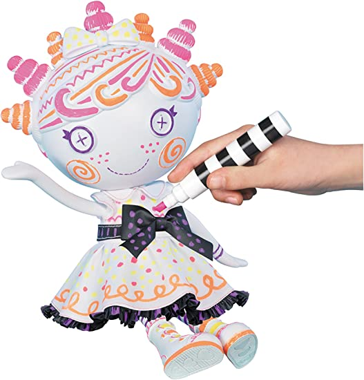 Lalaloopsy Coloring Pages - Best Coloring Pages For Kids | 550x528