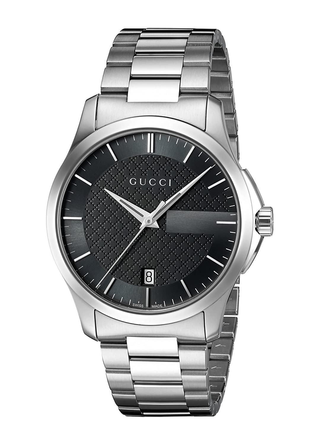 a1e1abb4eac Gucci G-timeless Stainless Steel Watch YA126457 for sale online