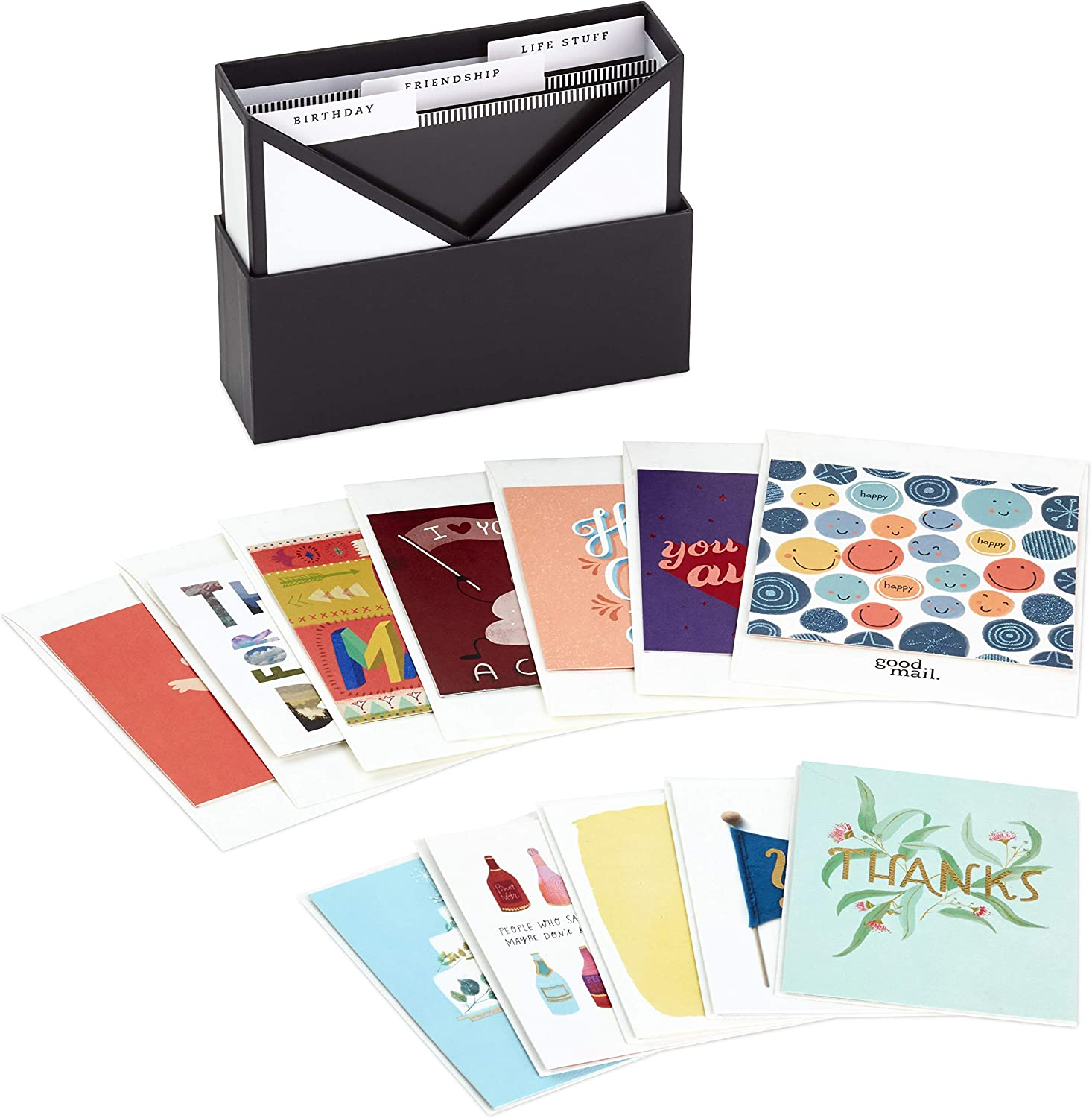 Baby Shower Cards Thank You Cards Wedding Cards Hallmark Good Mail ...