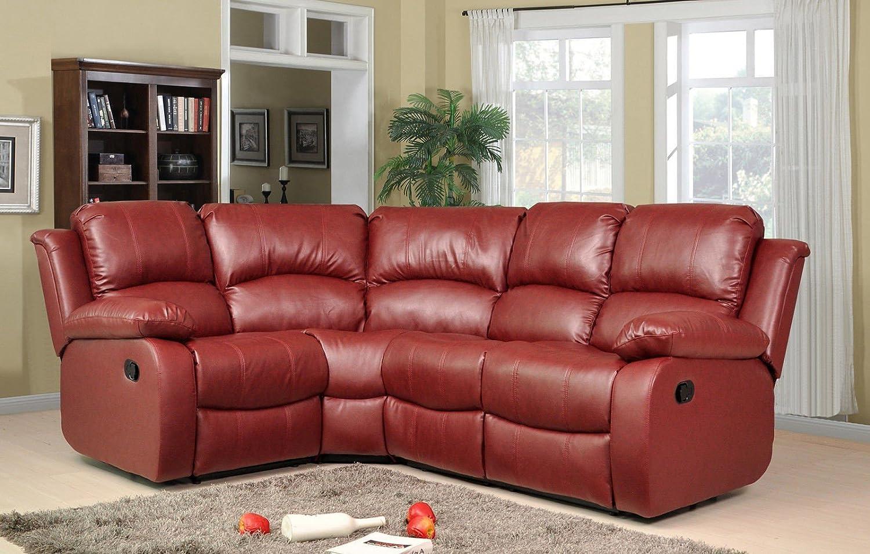 Online Soko Valencia LoveSofas 1C2 cuero sillón reclinable y ...