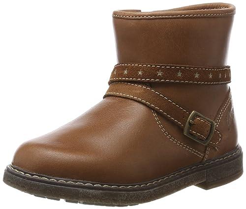 64b2f4ecd2b Geox B Glimmer A, Botines de Senderismo Bebé-para Niños: Amazon.es: Zapatos  y complementos
