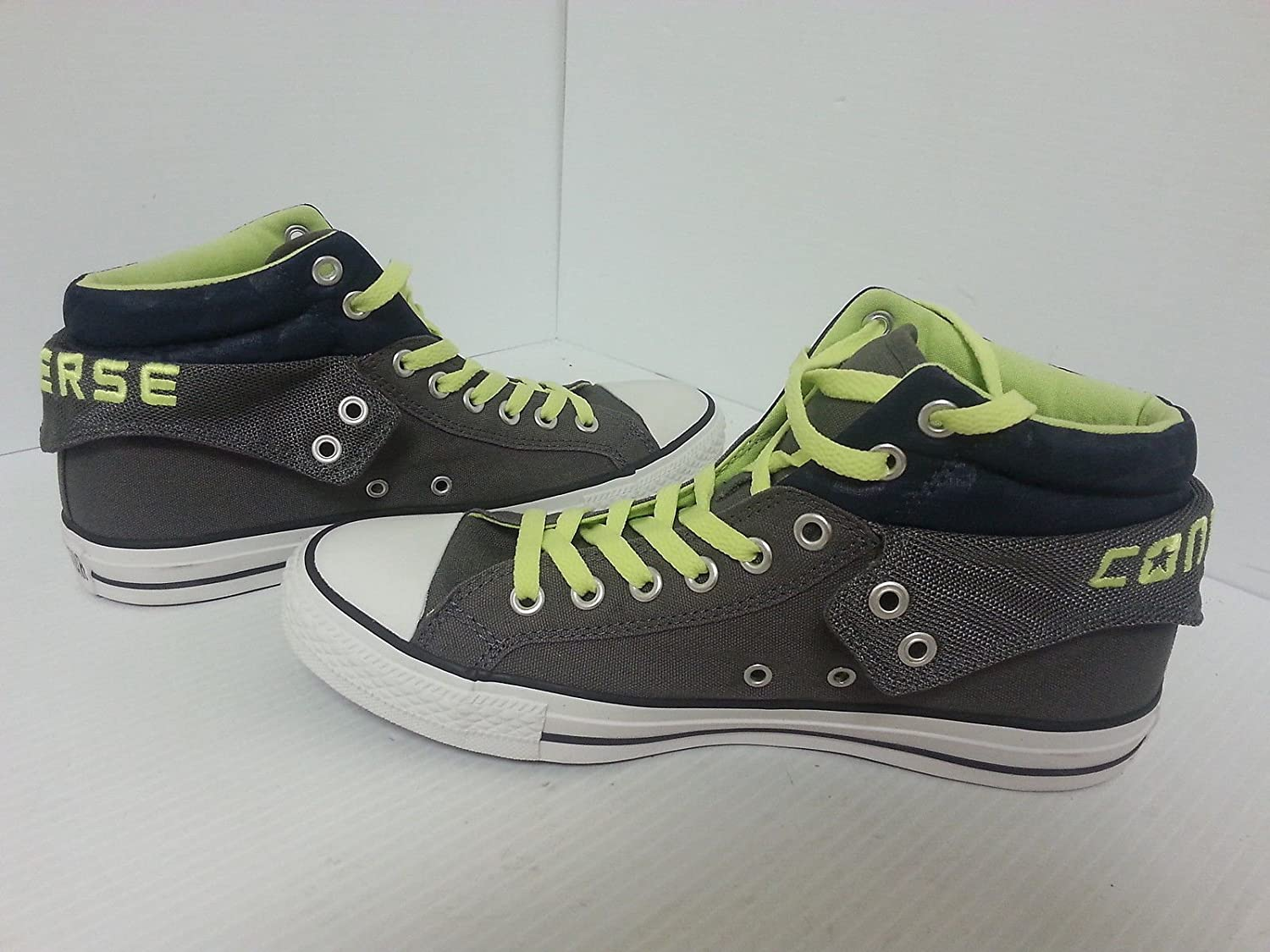 CONVERSE ALL STAR CHUCK TAYLOR MEN SHOES CHARCOAL GREEN 139639F SIZE 10 NEW   Amazon.ca  Sports   Outdoors d85a1eb63