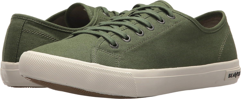 SeaVees Men's Monterey Standard Sneaker B078FB4L81 11 M US|Green